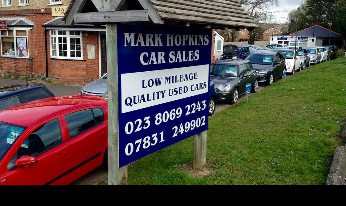 Mark Hopkins Car Sales